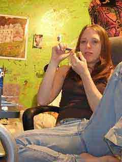 a woman from Charlotte, North Carolina